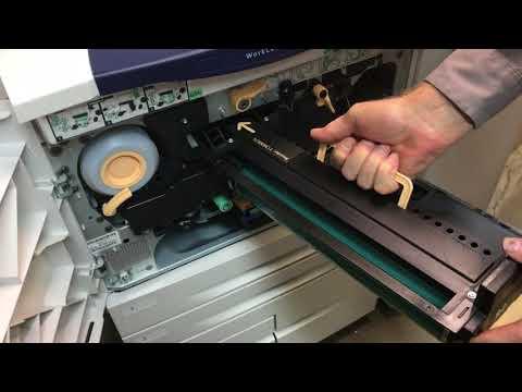 Xerox Workcentre 5632, 5638, 5645, 5655, 5735, 5740, 5745, 5755 replace drum / Xerographic module.