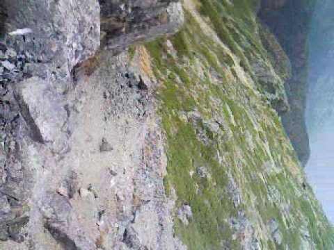 塩見岳 頂上の風景 0810