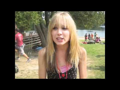 Meaghan Martin's CAMP ROCK 2 Set Story!