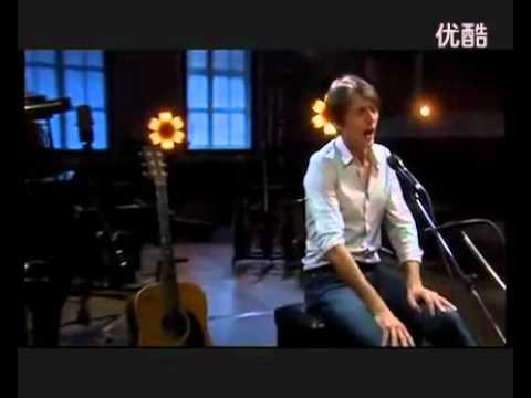 Brett Anderson - The Next Life - Live Acoustic Studio Performance 2009