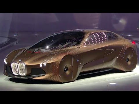 Incre 237 Ble Bmw Vision Next 100 El Auto Del Futuro Youtube