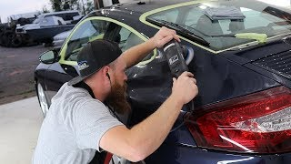 World's Most 'Swirliest' Porsche 911 Restoration – Part 2