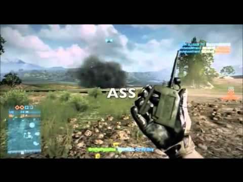 Trolling teammates on BATTLEFIELD 3 Hardcore
