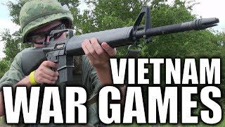 Vietnam War Airsoft Game - Rolling Thunder 2