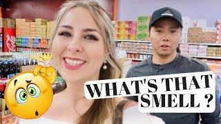 AMWF | Visiting the In-Law's & Asian Market Fun Video
