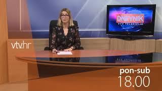 VTV Dnevnik - najava 6. studenog 2019.