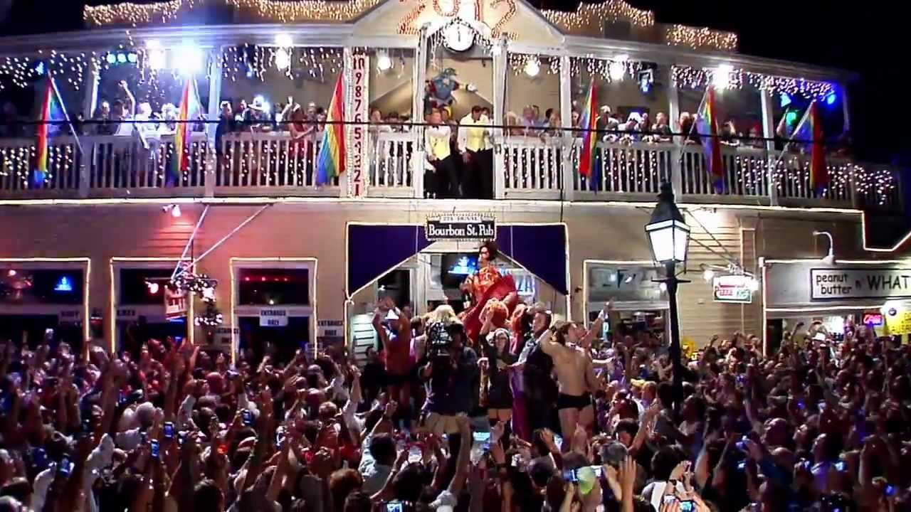Key West New Years Eve 2014