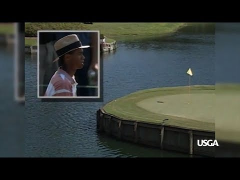 Revisiting Tiger Woods' 1994 U.S. Amateur Win At TPC Sawgrass