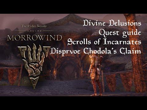 [Guide] Divine Delusions - Disprove Chodala's Claim - The Elder Scrolls Online