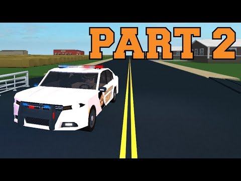 Roblox FairHaven County   Part 2   So Many Crimes!  