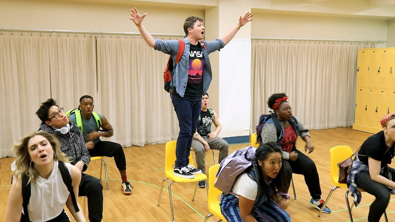 Will Roland and the Cast of BE MORE CHILL Perform Songs Ahead of the Show's  Broadway Bow