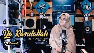 Ya Rasulallah  Cover By Nova Winda