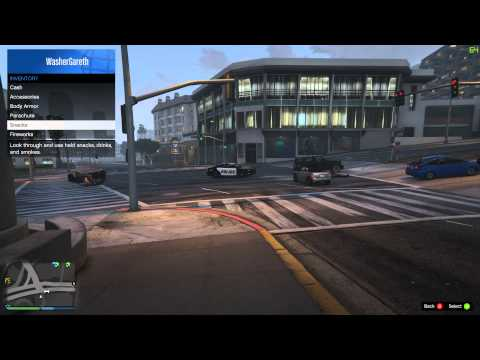 GTA Online How to Use The Interaction Menu Efficiently