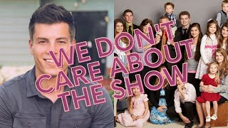 The Bates Family &quotDoesn&#39t Care&quot If They Lose Their Show After Lawson Bates Posts Insensitive Photo