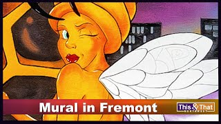 Mural in Fremont