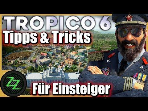 Tropico 6 Tipps Und Tricks (Deutsch) - 13 Tipps Für Einsteiger Und Evtl. Fortgeschrittene [German]