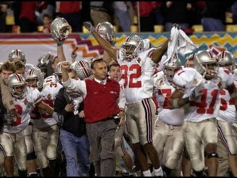 Ohio State Buckeyes 2002 The Movie: Dream Season