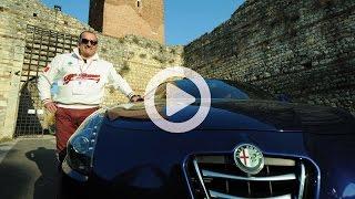 Alfa Romeo Giulietta GPL, il nostro test drive