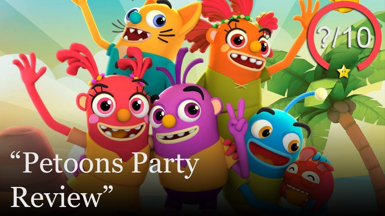 Petoons Party Review [PS4, Switch, Xbox One, & PC] (Video Game Video Review)