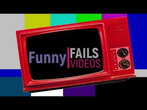 Mejores CAIDAS DE GORDOS 2019  - Funny fails videos FFV