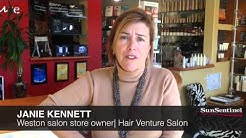 Tips Sought After Thieves Target Weston Hair Salons, Spa