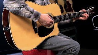 Download lagu Martin HDC-28E Standard Dreadnought Cutaway Acoustic-Electric Guitar