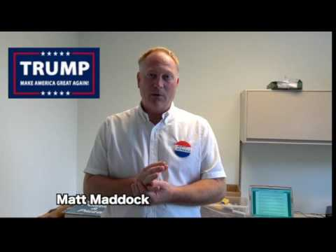 Michigan Conservative Coalition open a Donald Trump Office in Walled Lake Mi