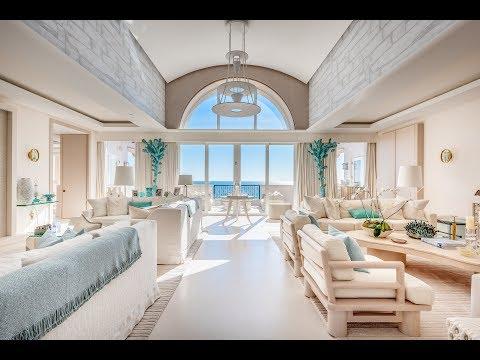 Fisher Island's Best Views from Villa Del Mare Penthouse #7292 - Fisher Island, Miami Luxury Condo