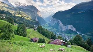 Children Music | Scenery Images of Amazing and Wonderful Alps In Different European Countries