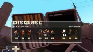 Team Fortress 2 How to Do The Spy Crab Best Guide