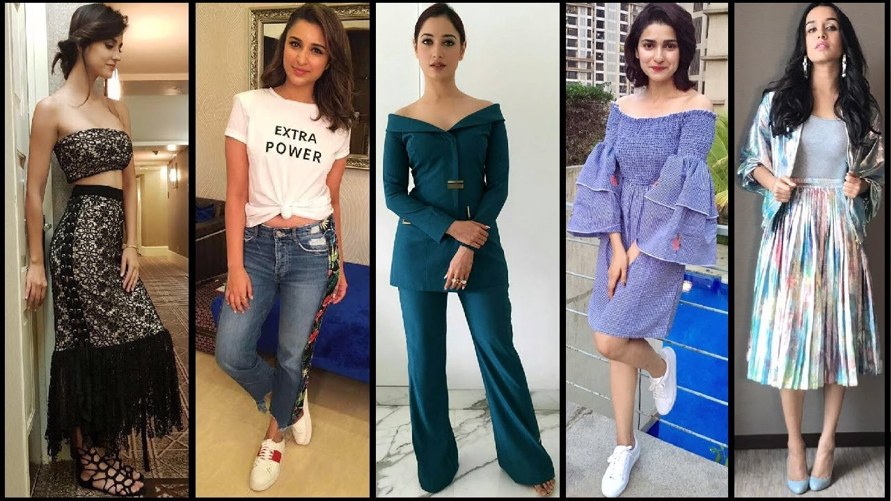 20168dcb2a bollywood actress latest dressing style in july
