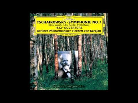 "Tchaikovsky - Symphony No.2 In C Minor Op.17 ""small Russia"" Karajan Berlin Philharmonic"