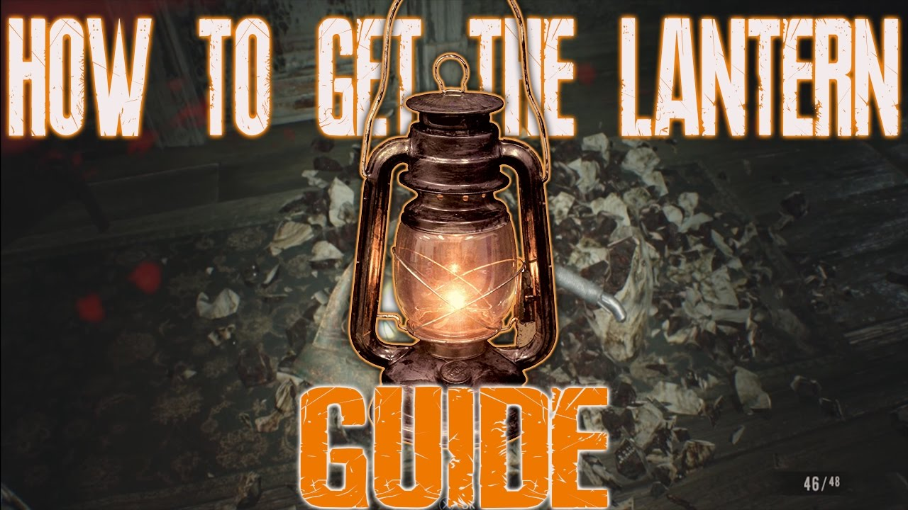 Resident Evil 7 How To Get The Lantern And Beat Marguerite Baker