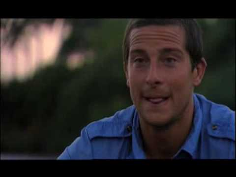 Bear Grylls Interview: Bear Gets Scared