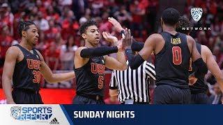 Recap USC men 39 s basketball tops Utah in