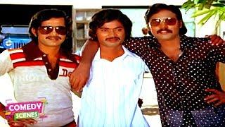 காதலுக்காக பாக்யராஜ் படும் அவஸ்தை... Bhagyaraj SuperHit Comedy