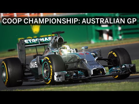 F1 2014   Coop Reboot with FisiFan91 - 1: Australia