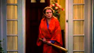the big bang theory sheldon at carrie fishers home