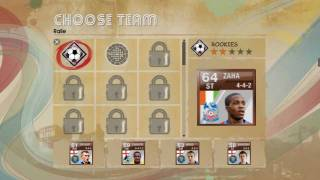 "FIFA 12 ""Rookies"" Ultimate Team FIFA Street Edition - Episode 1"