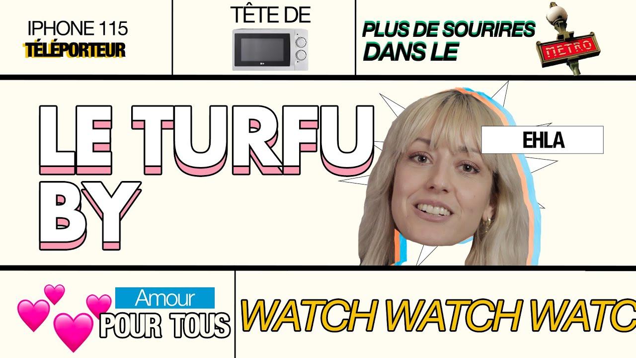 Musique non-genrée, iPhone 115 et amour pour tous : le Turfu by Ehla !