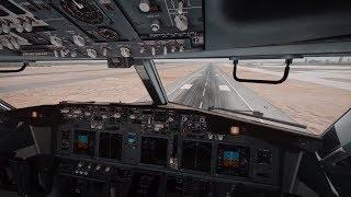 X Plane 11 Max Graphics - Las Vegas Landing