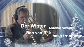 BEN VAN DIJK performs VIVALDI'S WINTER (Four Seasons) 🎼❄