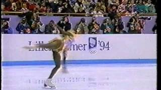 Surya Bonaly (FRA) - 1994 Lillehammer, Figure Skating, Ladies