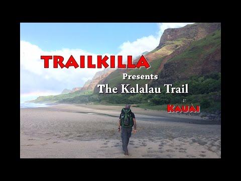 Kalalau Trail Na Pali coast Kauai