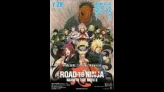 Naruto the movie 6 road to ninja theme song