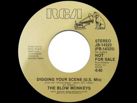 The Blow Monkeys - Digging Your Scene (7