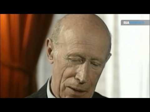 Rudolph Abel's Liberation. Interview With KGB Gen. Yuri Drozdov