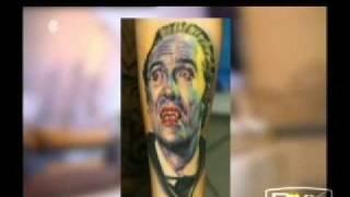 Portrait Tattoo Andy Engel SAT1