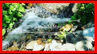 [시냇물 소리 ASMR] 집중, 공부, 명상, 휴식, 수면 Relaxing Gentle Water Stream Sound for Sleep, Meditation, Study