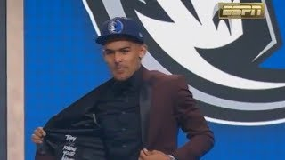 Trae Young Drafted 5th Overall By The Dallas Mavericks Then Traded To The Hawks in 2018 NBA Draft!